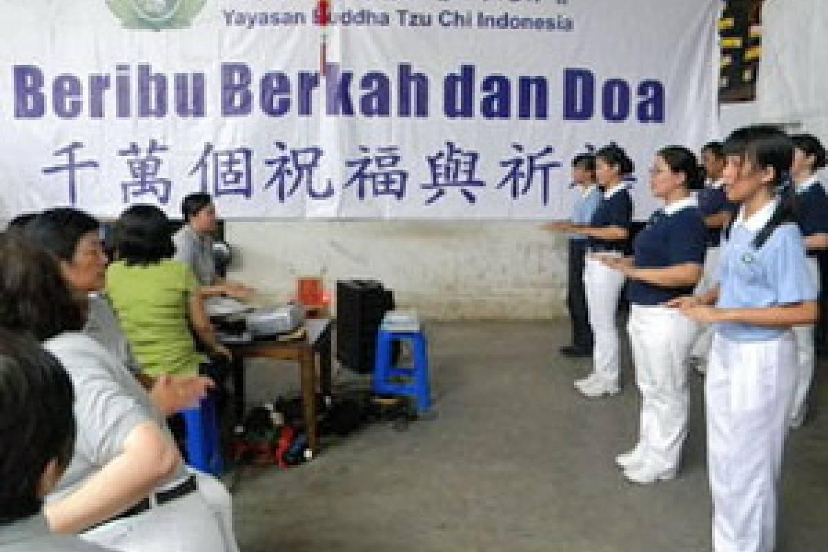 Mempererat Hubungan Antar Relawan