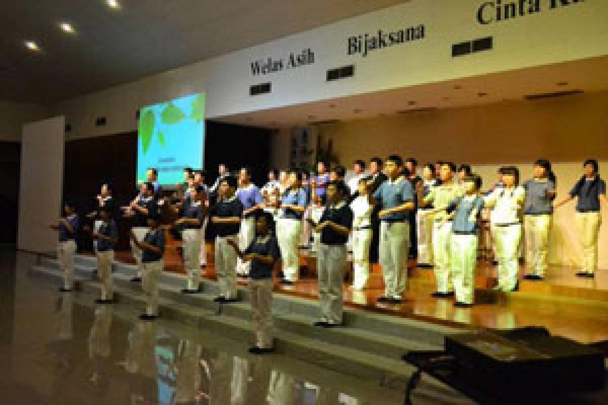 Tzu Ching Camp: Ada Tekad, Ada Hati