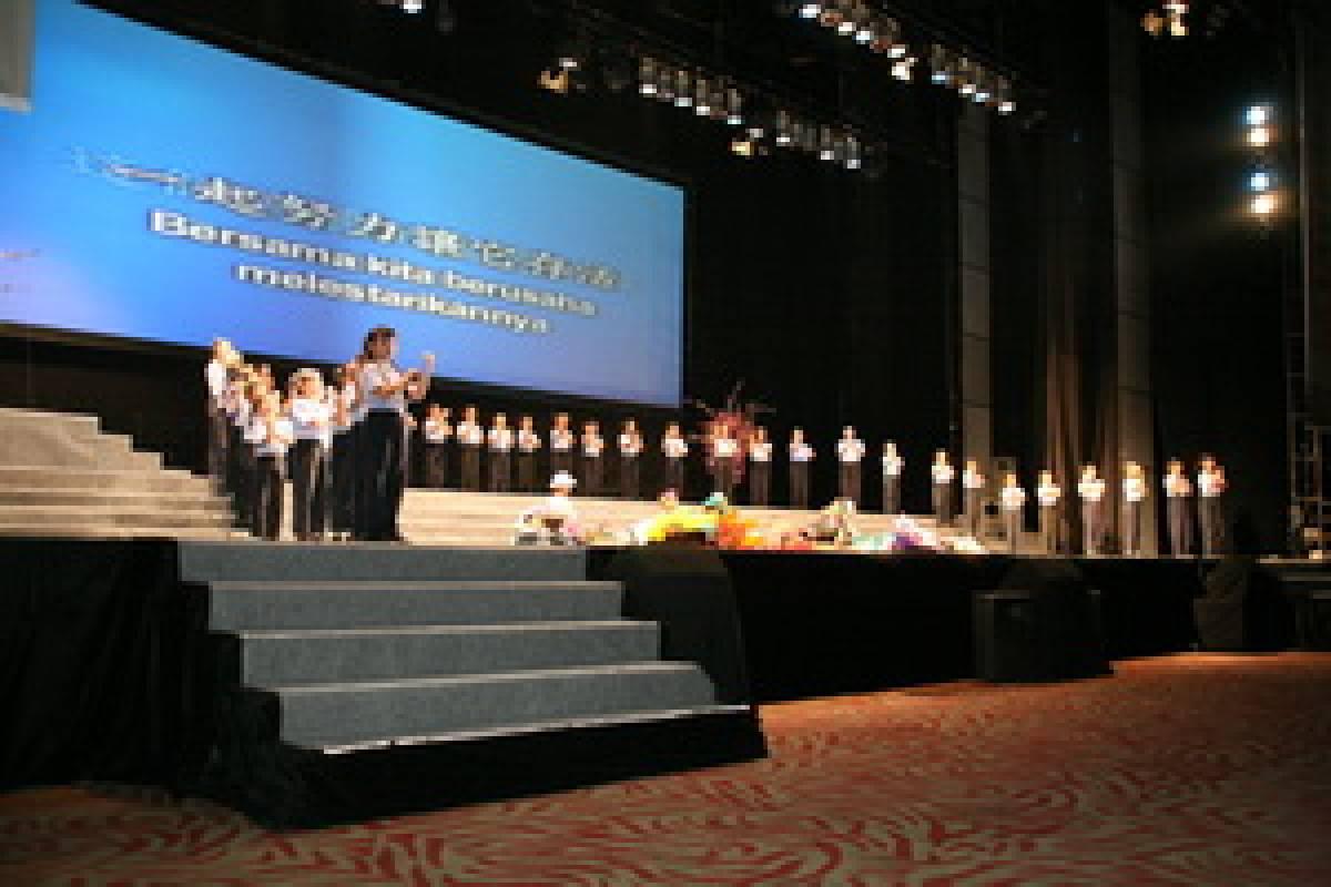 Pemberkahan Akhir Tahun Tzu Chi di Jakarta