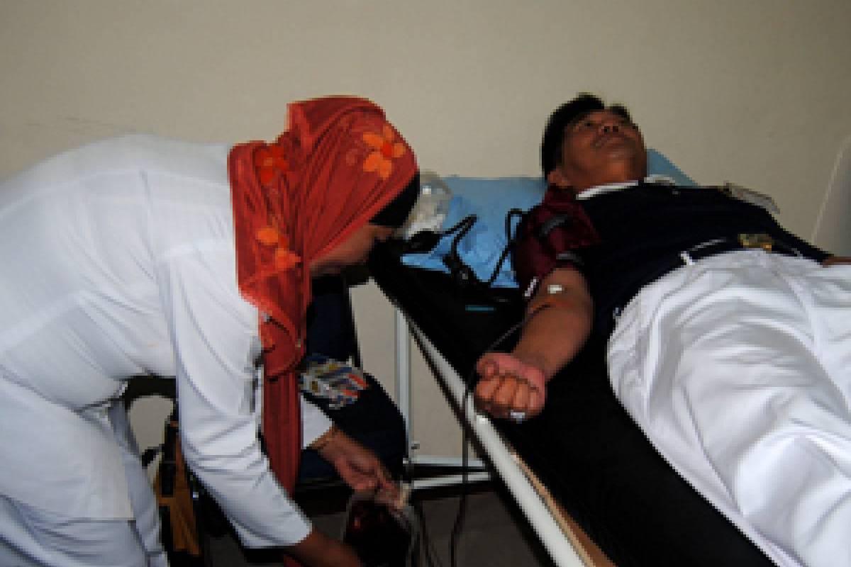 Donor Darah untuk Kemanusiaan