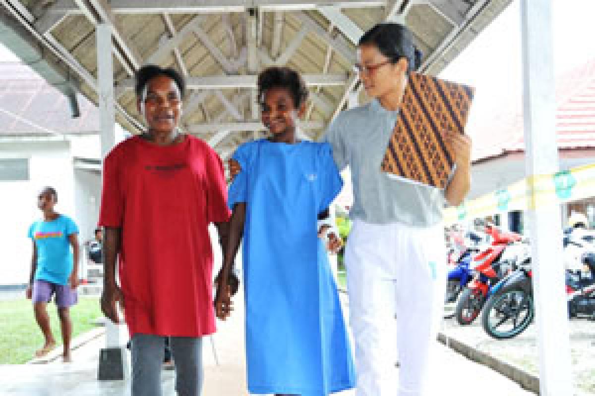 Baksos Papua: Doa Seorang Ibu