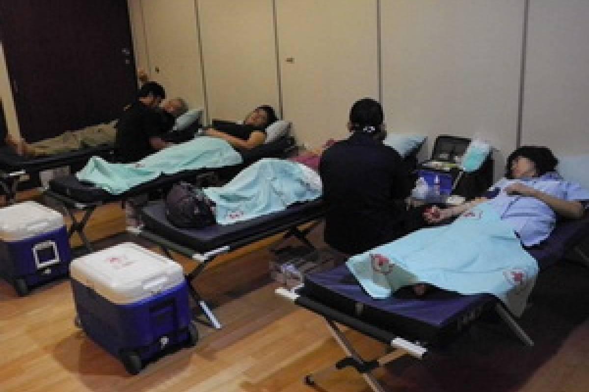 Donor Darah di Bulan Penuh Berkah