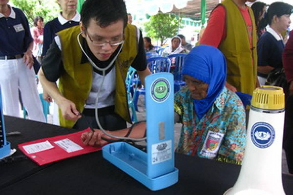 Baksos Makassar: Barisan Kemanusiaan Tzu Chi