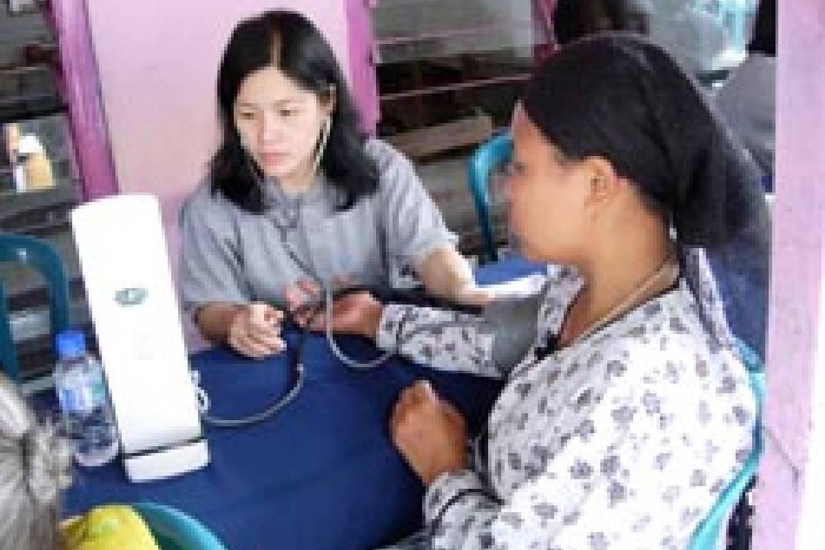 Baksos Kesehatan Tzu Chi Ke VIII Di Desa Sumber Gede, Wringin Anom Gresik