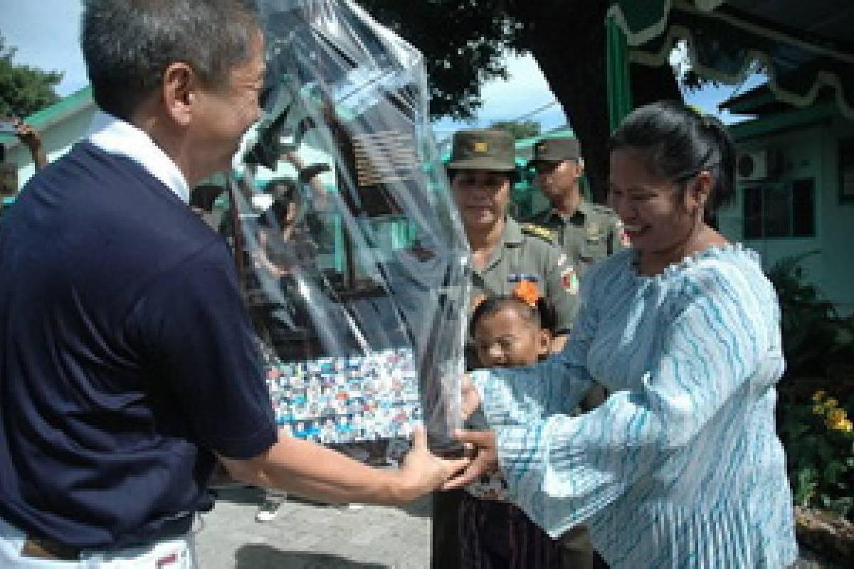 Baksos Makassar: Ungkapan Rasa Syukur