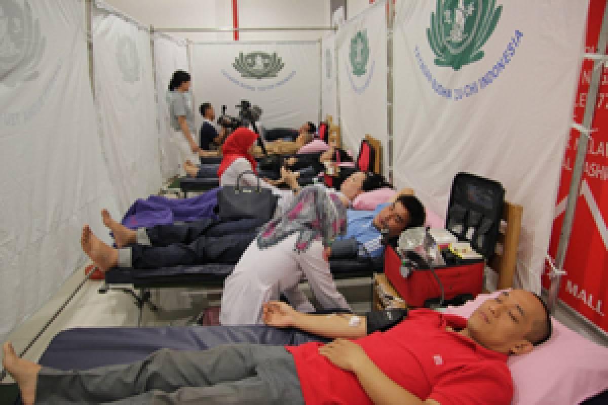 Bersumbangsih Melalui Donor Darah