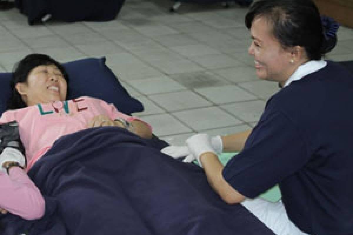 Donor Darah Demi Kesehatan