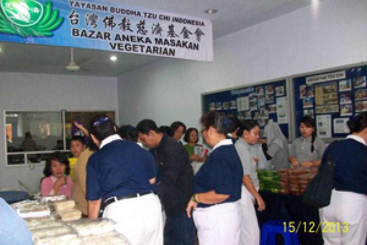 Memperkenalkan Makanan Vegetarian