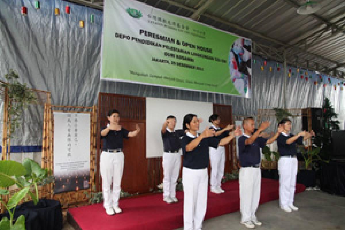 Menggalang Bodhisatwa Pelestarian Lingkungan